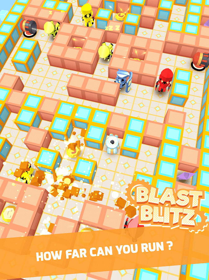 Blast Blitz- screenshot