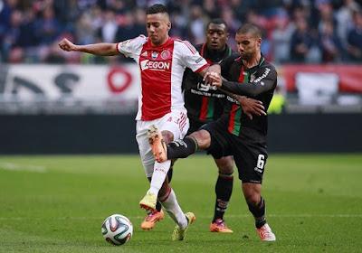La Lazio recrute à l'Ajax