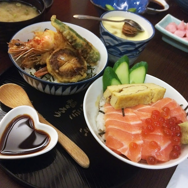 戶谷川和食處 - 好吃丼飯隨你配