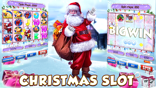 Slot Machine: Free Christmas Slots Casino Game 1.2 screenshots 1