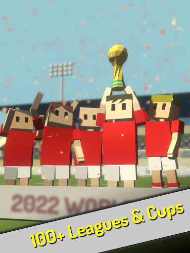 ud83cudfc6 Champion Soccer Star: League & Cup Soccer Game screenshots 9