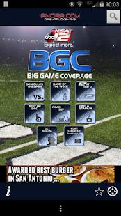 KSAT 12 Big Game Coverage- screenshot thumbnail