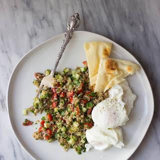 Breakfast Tabbouleh.