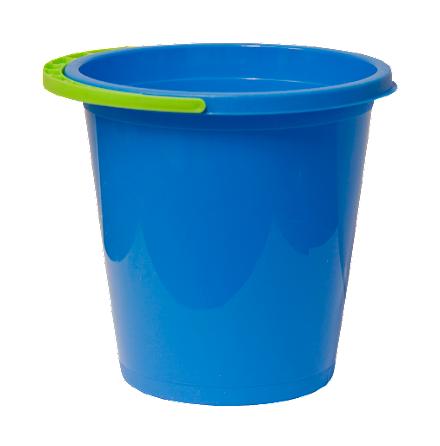 Hink 5 liter blandade färger