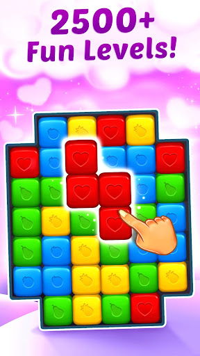 Fruit Cube Blast screenshots 1