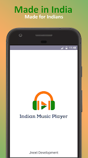 Best Indian Music Player - náhled