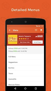 Foodler - Food Delivery- screenshot thumbnail