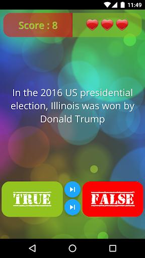 True or False? Trivia Quiz!