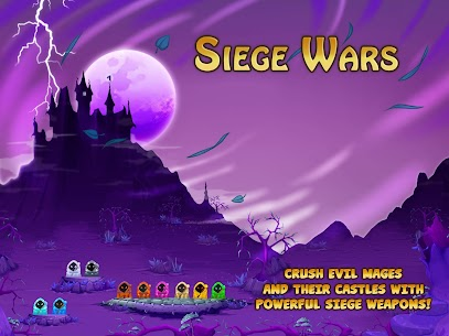 Siege Wars Mod Apk 1.0.8 (Unlimited Money) 6