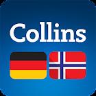 Collins German<>Norwegian Dictionary icon