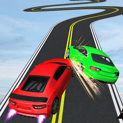 Impossible Stunt Racing Car Free