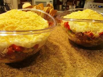 Robin's Southern Cornbread Salad