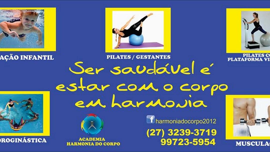 f5fa84031e Academia Harmonia do Corpo - Academia em Centro de Vila Velha