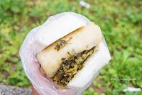 劍潭早餐街-饅頭夾蛋餅