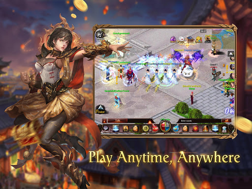Conquer Online - MMORPG Action Game 1.0.7.8 screenshots 13