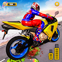 Bike Crushing Experiment Game icon