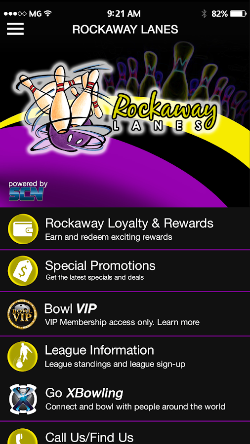 Rockaway Lanes- screenshot