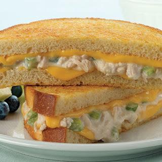Cheesy Tuna Melt