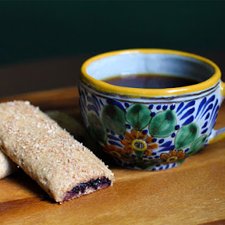 DIY Blueberry Cereal Bars.