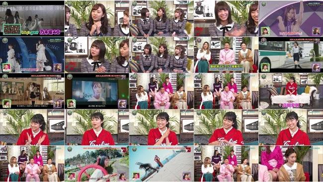 190427 (720p+1080i) 乃木坂46 – 音ボケPOPS