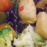 豪緣素食館