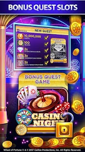 Wheel of Fortune Slots Casino- screenshot thumbnail