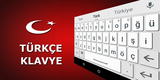 Turkish Keyboard screenshot 1