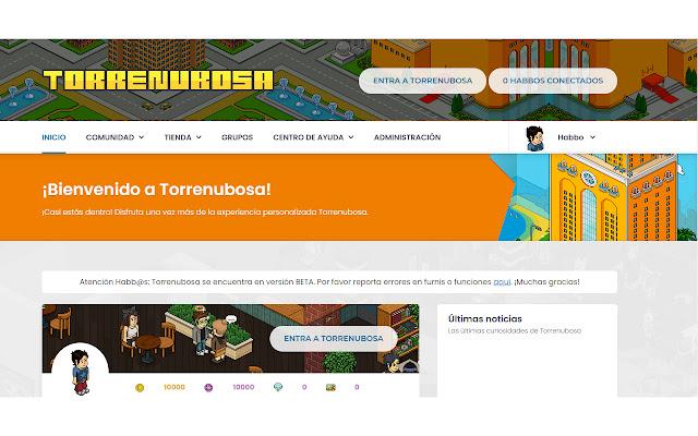 Torrenubosa Flash Helper: Local