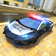 Police Chase Car - Drift Drive Simulator 2019