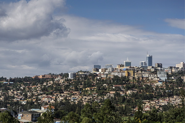 A view of the city of Kigali in Rwanda. Picture: GETTY IMAGES/ TASS/ ALEXANDER SHCHERBAK