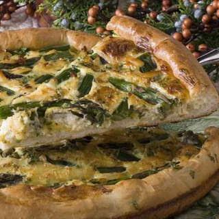 Cheesy Asparagus Appetizer