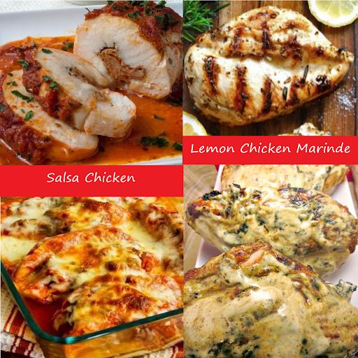 Keto Chicken Recipes screenshots 1