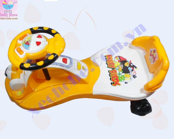 Xe lắc trẻ em TS-686 6