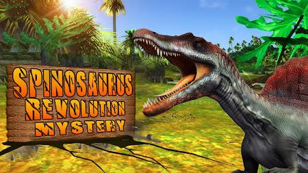 Spinosaurus Revolution Mystery 1.1 screenshot 1652523