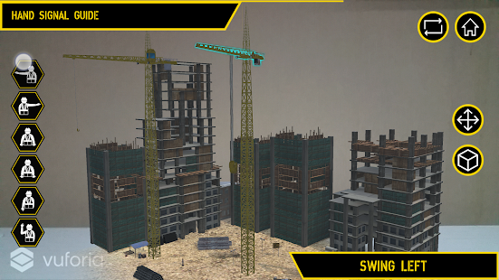 Download Tower Crane AR For PC Windows and Mac apk screenshot 3