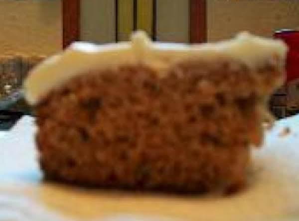 Amish Spice Cake Recipe
