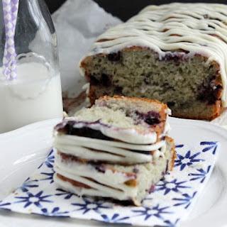 Gluten Free Blueberry Yogurt Cake