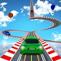 Crazy Stunt Car Racing Game 2020 -Mega Ramps icon