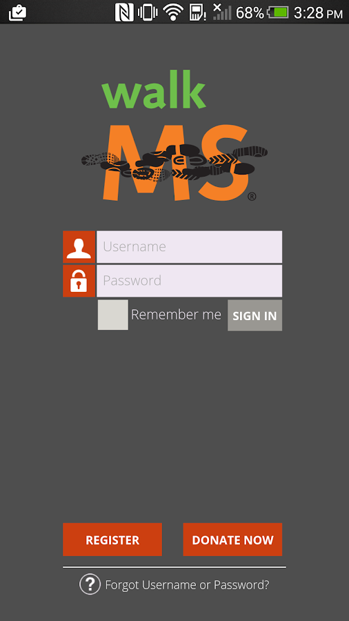 Walk MS- screenshot