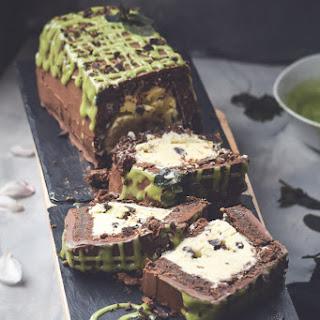Mint Chocolate Chip Semireddo Cake