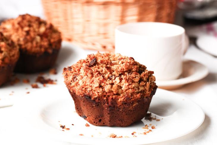 1. Pistachio Chai Muffins Recipe