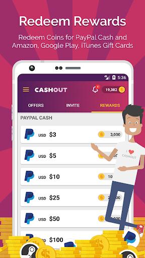 CashOut: Free Cash and Rewards screenshot 3