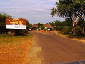 Photo: Kruger NP - Malelane Gate