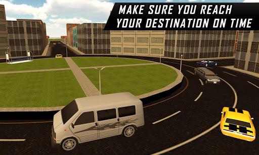 Extreme Mini Bus Driving 3D