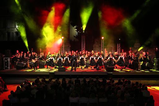 concert le condor le samedi 3 octobre 2015 au profit de l'arche à grasse à l'epace chiris
