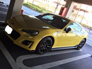 BRZ  GT yellow editionののカスタム事例画像 BH Riderさんの2018年12月14日10:38の投稿