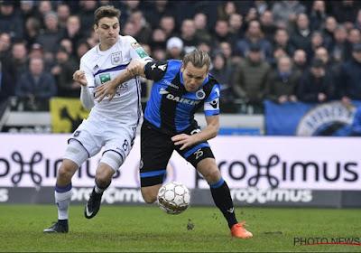 """Gerkens: """"Bruges joue au mieux au foot que nous pour le moment"""""""