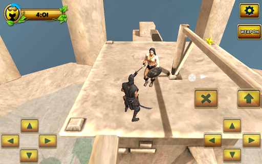 Ninja Samurai Assassin Hero screenshot 1