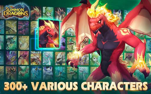 Summon Dragons screenshots 9