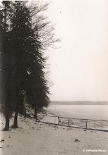 Photo: Velké Dářko půjčovna loděk - plovoucí molo